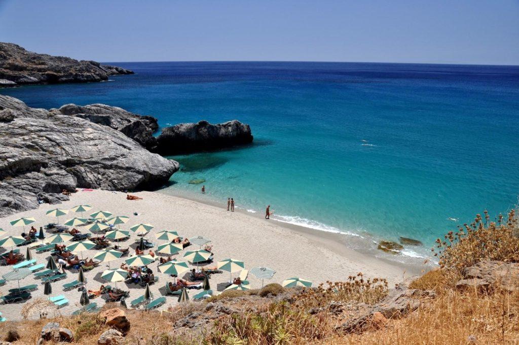 Kreta Platanias Hotel Nefeli Beach
